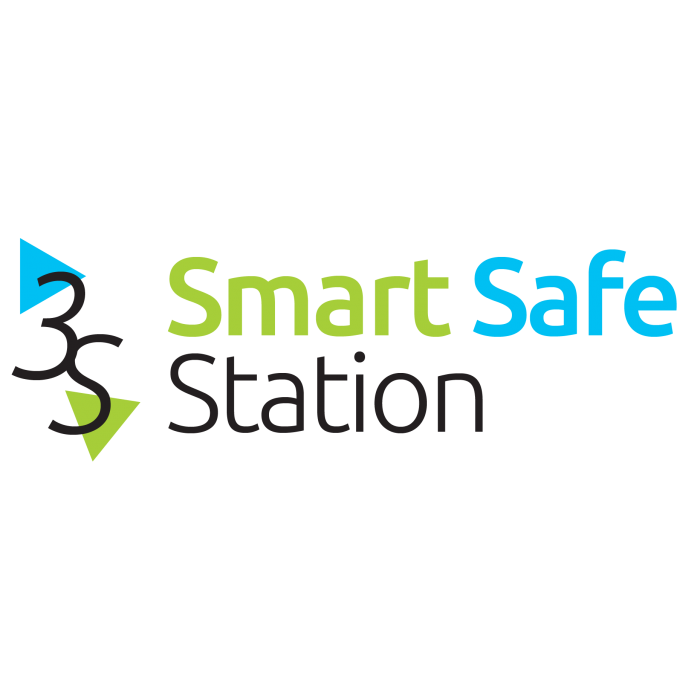 Smart Safe Station ✪Nouvel Exposant