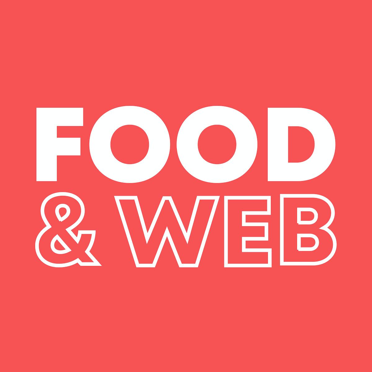 food and web